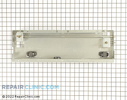 Support, leveler assembly (refrigerator side) W10163493       Main Product View