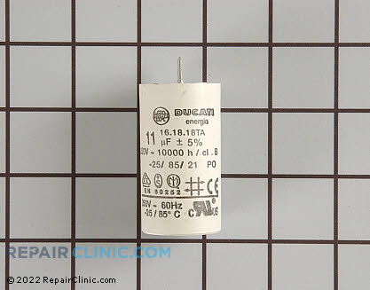 Run Capacitor W10282177       Main Product View