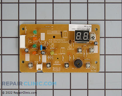 Display Board 6871A20604A Main Product View