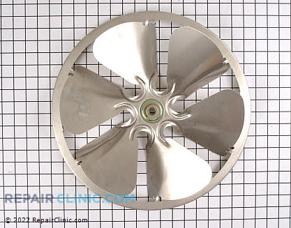 Blower Wheel & Fan Blade 858239 Main Product View