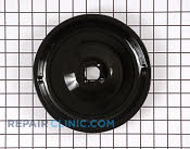 Burner Drip Bowl - Part # 257972 Mfg Part # WB31K5090