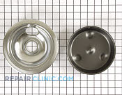 Burner Drip Bowl kit - Part # 1013728 Mfg Part # 00486105