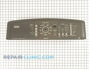 Touchpad and Control Panel - Part # 1202501 Mfg Part # W10034430