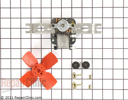 Evaporator Fan Motor 482731 Main Product View