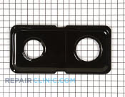 Burner Drip Pan - Part # 258067 Mfg Part # WB32K10001