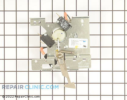 Door Lock Motor and Switch Assembly 00489102 Main Product View