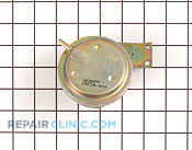 Pressure Switch - Part # 278599 Mfg Part # WH12X887