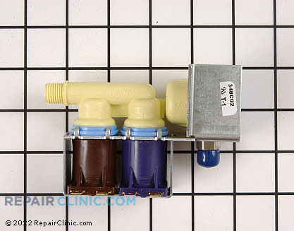 Water Inlet Valve 12544002 Main Product View