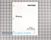 Repair Manual - Part # 893431 Mfg Part # 16010373