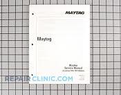 Repair Manual - Part # 893431 Mfg Part # 16010373
