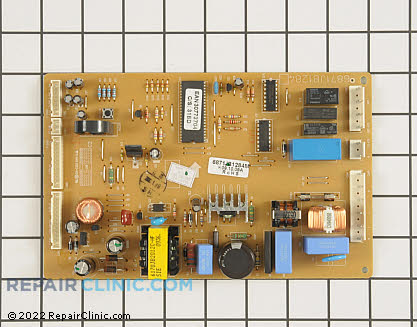 Main Control Board 6871JB1284M     Main Product View