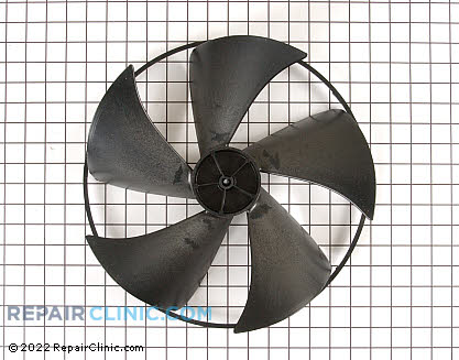Blower Wheel & Fan Blade DB67-00139A Main Product View