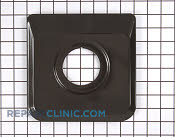 Burner Drip Pan - Part # 1014968 Mfg Part # 316202521