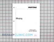 Manuals, Care Guides & Literature - Part # 422231 Mfg Part # 16008243