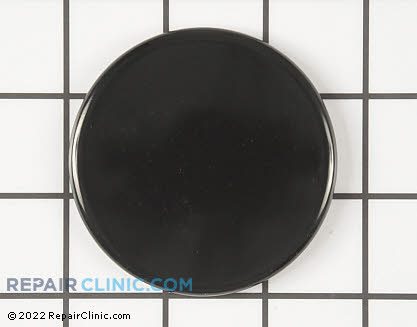 Surface Burner Cap 3191901         Main Product View