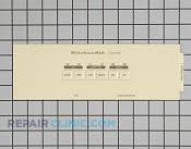Control  Panel - Part # 449740 Mfg Part # 2180366