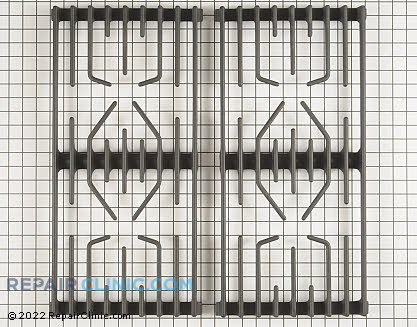 Burner Grate 00437808 Main Product View