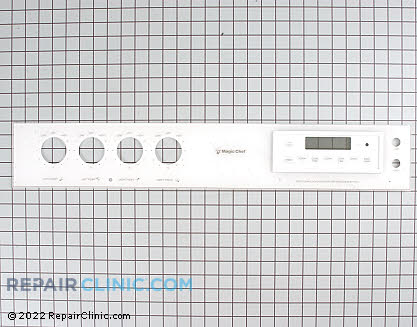 Touchpad and Control Panel 4876S014-59     Main Product View