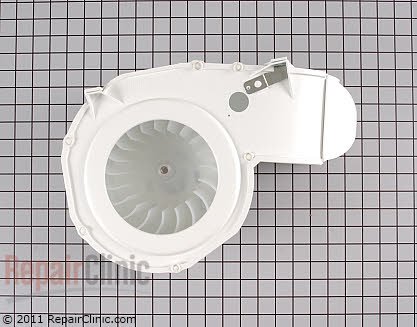 Blower Wheel and Housing 131775600 Main Product View