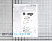 Manuals, Care Guides & Literature - Part # 1074579 Mfg Part # 8113P404-60