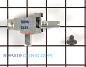 Gas Shut-off Valve - Part # 1032838 Mfg Part # 12002280