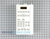 Touchpad and Control Panel - Part # 1085389 Mfg Part # WB07X10804