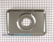 Burner Drip Pan - Part # 918427 Mfg Part # 318198100