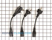 Power Cord - Part # 1067166 Mfg Part # 22004405