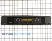 Touchpad and Control Panel - Part # 1087162 Mfg Part # WB36T10589