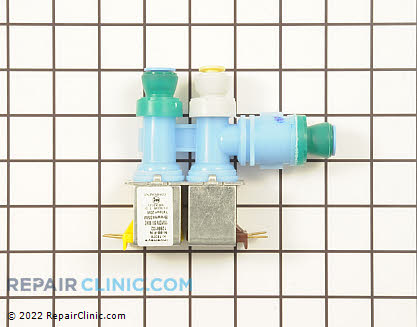 Water Inlet Valve 67006322 Main Product View