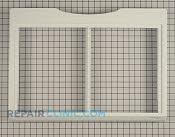 Shelf Frame Without Glass - Part # 1557930 Mfg Part # WR72X10333