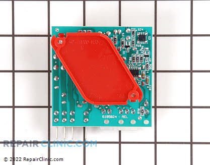 Defrost Control Board W10366604 Main Product View
