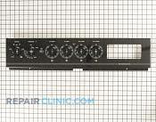 Control  Panel - Part # 495694 Mfg Part # 316076557