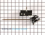 Oven Thermostat - Part # 251978 Mfg Part # WB20X5068