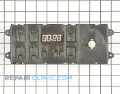 Oven Control Board - Part # 1025698 Mfg Part # 77001229