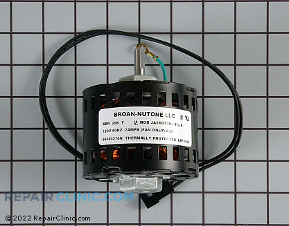 Fan Motor S99080274 Main Product View