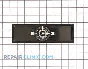 Mechanical Clock and Timer - Part # 709362 Mfg Part # 7602P064-60