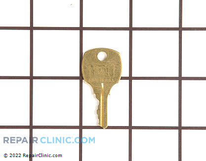 Door Key 216362800 Main Product View
