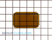 Light  Lens - Part # 911548 Mfg Part # WB36X10166