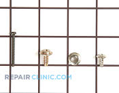 Hardware kit - Part # 942573 Mfg Part # WB06X10435