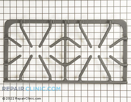 Burner Grate 316424203       Main Product View