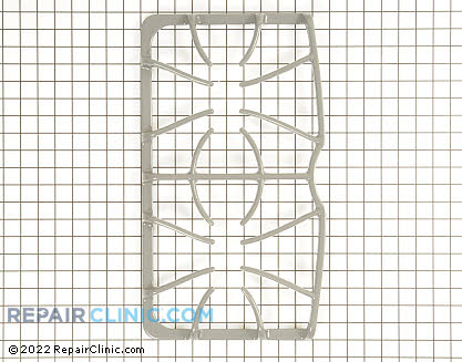 Burner Grate 316424605 Main Product View