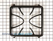 Burner Grate - Part # 875607 Mfg Part # WB31T10041