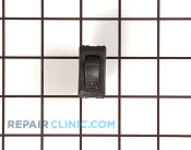 Rocker Switch - Part # 875049 Mfg Part # WB24K10011