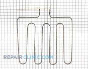 Bake Element - Part # 1876492 Mfg Part # W10314698