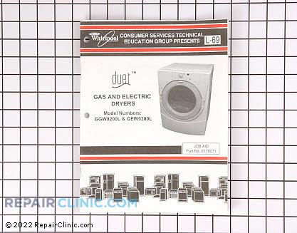 Repair Manual 8178071 Main Product View