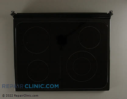 Glass Cooktop WB62T10263      Main Product View