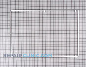Shelf Frame Without Glass - Part # 891363 Mfg Part # 240372408