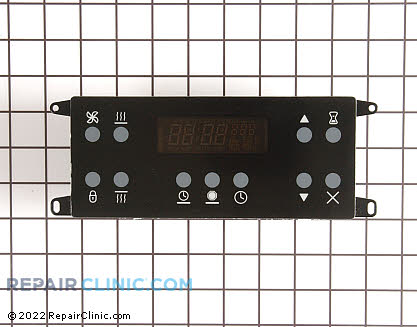 Oven Control Board 318012903       Main Product View