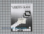Manuals, Care Guides & Literature - Part # 1189450 Mfg Part # 8112P324-60